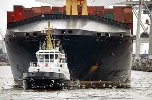 Tugboat Pulling